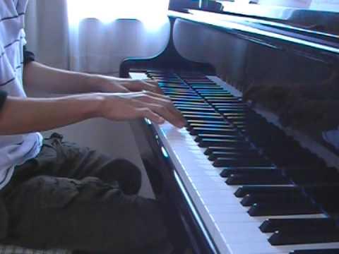 手紙(ピアノ伴奏)