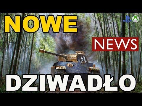 News!! Nowe dziwadło World of Tanks Xbox One/Ps4