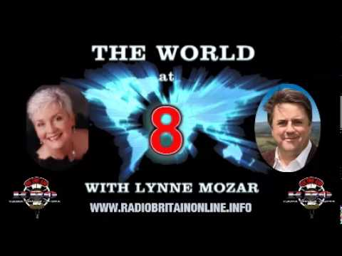 World at 8 Friday 18 July 2014 with Nick Griffin