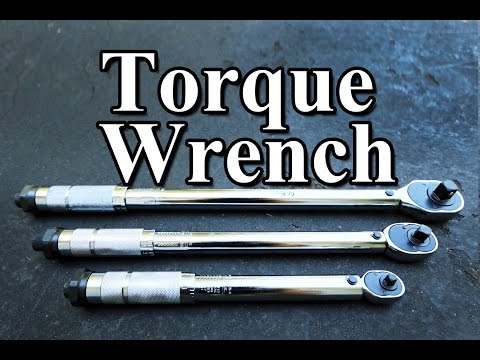 How to use a Torque Wrench PROPERLY