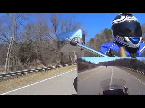 Ride Through Helen Ga