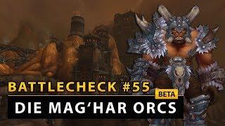 WoW Battlecheck - Das sind die Mag'har Orcs! | Battle for Azeroth