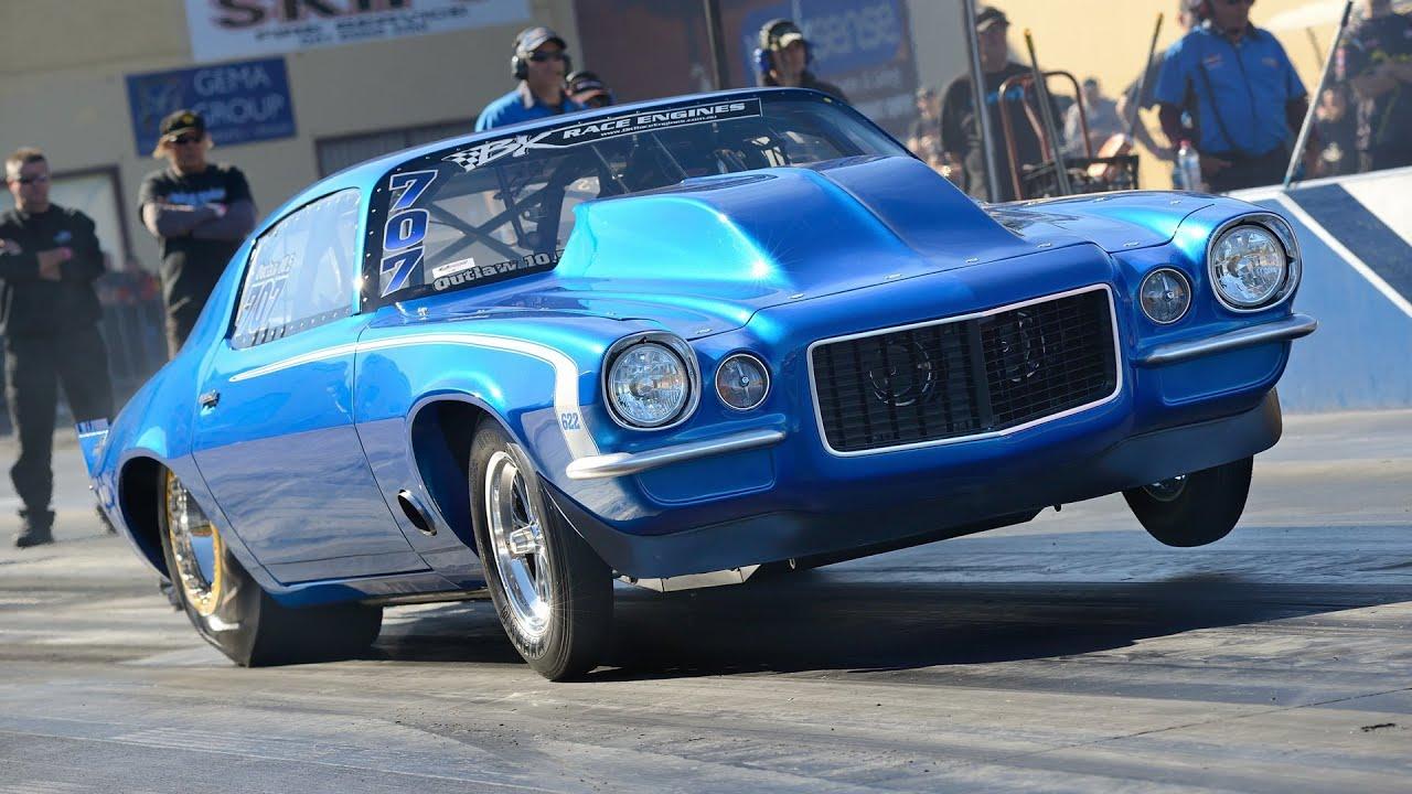 Hudson Drag Race Cars