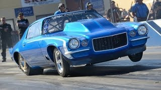 Outlaw 10.5W drag racing - APSA Pro Street
