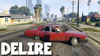 (Video-Delire) GTA 5 Online avec Azz - Episode 16