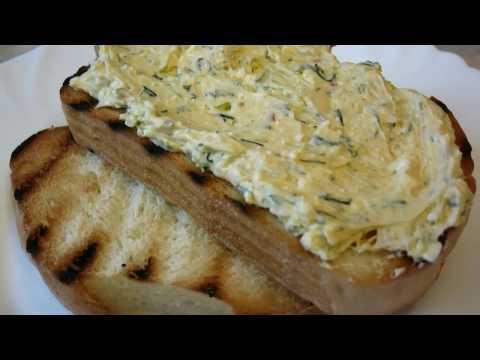 Как Приготовить Вкусное Бутербродное Масло! Обалденная Закуска! Butter sandwich