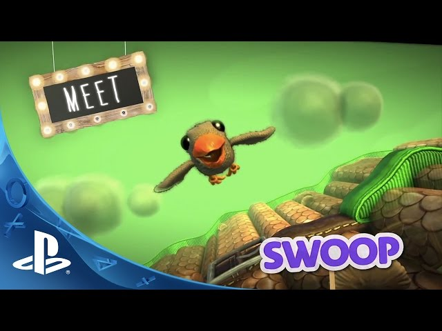 LittleBigPlanet 3 - Swoop Trailer | PS4