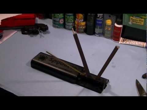 Spyderco Tri-Angle Sharpmaker The Best Knife Sharpener