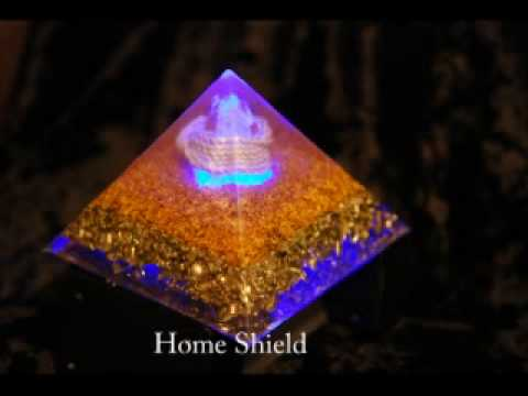 Orgonite. Orgone effects on the Human Aura