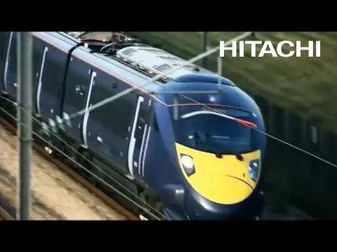 Class 395 High Speed Train