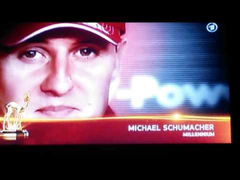 Bambi award Michael Schumacher 2014