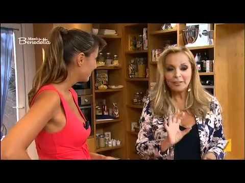 I menù di Benedetta – SILVANA GIACOBINI OSPITE DI BENEDETTA PARODI