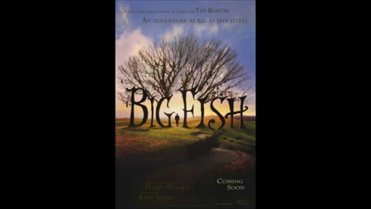 Big fish original soundtrack sandra 39 s theme youtube for Big fish soundtrack