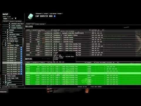 EvE Online | Station Trading | pt 1 | tutorial