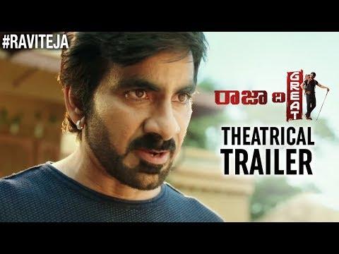 Raja The Great Theatrical Trailer | Ravi Teja | Mehreen | Dil Raju | Anil Ravipudi | Ravi Teja thumbnail