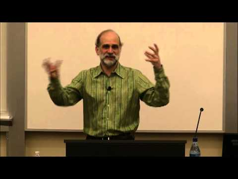 NSA Surveillance and What To Do About It - Bruce Schneier