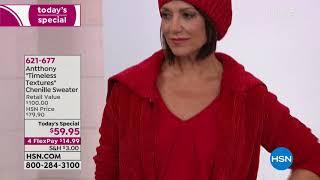 HSN | Antthony Design Original Fashions 09.21.2018 - 04 PM