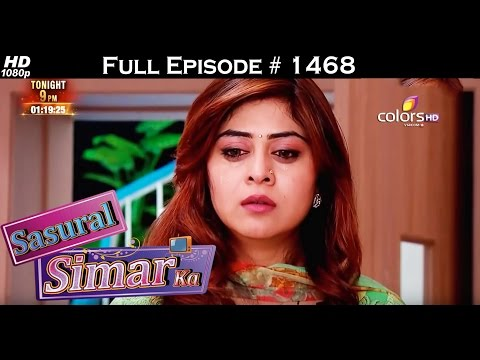 Sasural Simar Ka - 10th April 2016 - ससुराल सीमर का - Full Episode (HD) thumbnail