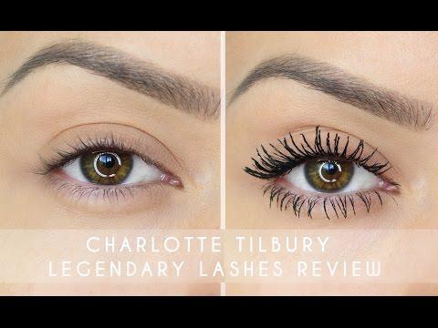 Charlotte Tilbury 'Legendary Lashes' Mascara Review   Shonagh Scott   ShowMe MakeUp