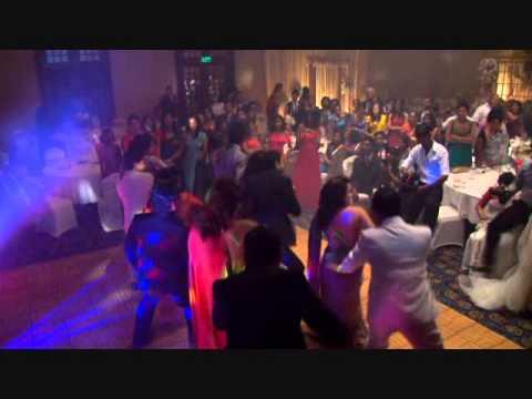 Sri Lankan wedding,Surprise dance from Dananjaya Bandara, Nuwan+Menaka Wedding