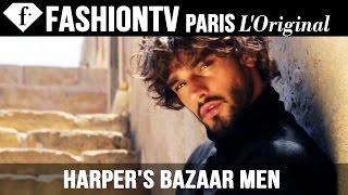 Harpers Bazaar Men Style By Giovanni Squatriti | FashionTV