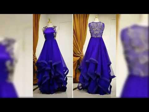Latest Party Wear Dress Designs Collection 2018 - For all women