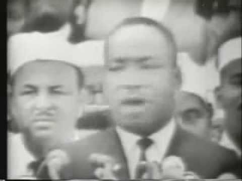 Martin Luther King, Jr. I Have A Dream Speech video