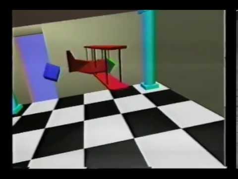 Как начинала развиваться виртуальная реальность