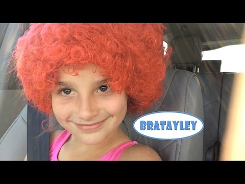 How Do You Like My New Do?! (WK 185.3) | Bratayley klip izle