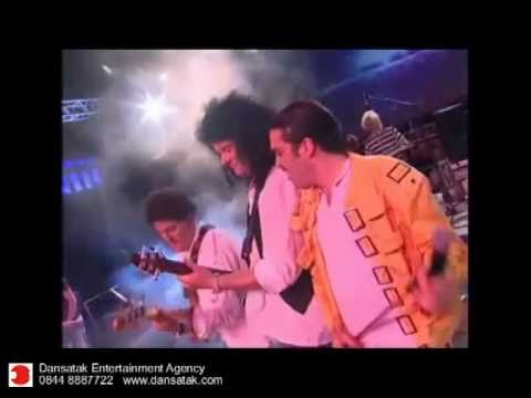 Queen Tribute - Rhapsody - Dansatak Entertainment Agency