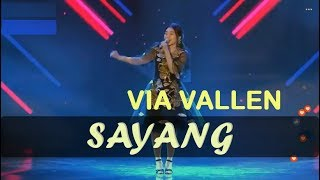 Via Vallen - Sayang Penampilan di 23rd Asian Television Awards 2019 (Gala Show)