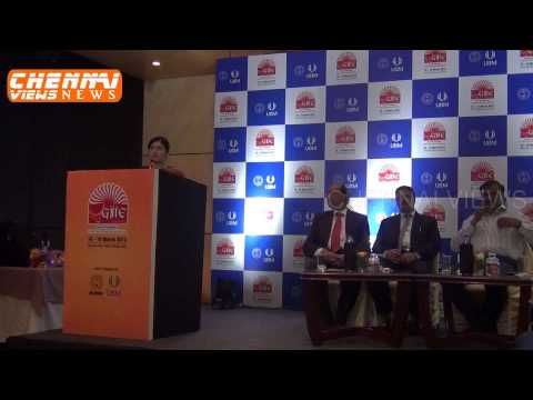 GEM & JEWELLERY INDIA INTERNATIONAL EXHIBITION (PRESS CONFERENCE) IN CHENNAI