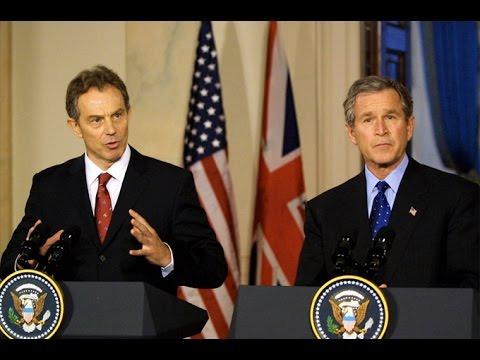 A tribunal in Malaysia's capital found George W Bush and Tony Blair guilty of war crimes in Iraq .
