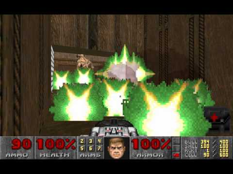 Doom 2 speedrun (30uv2325) by Looper