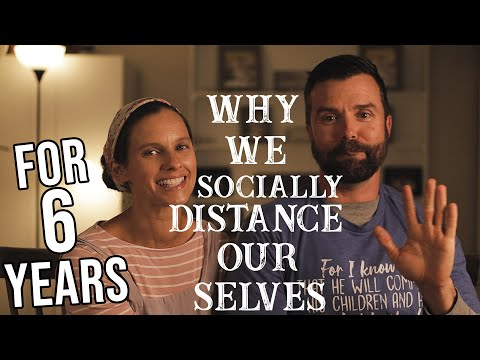 Why We Socially Distance Our Selves For 6 Years/ social distancing/ coronavirus/  social distance
