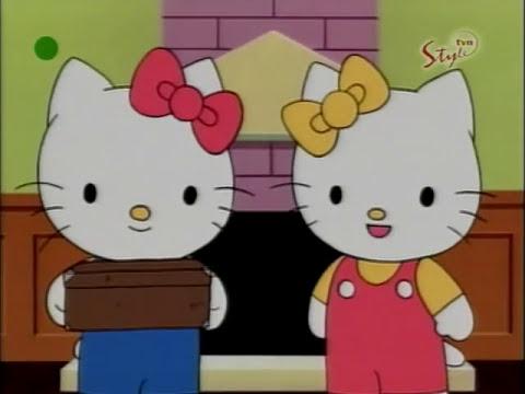 Hello Kitty - odcinek 05 A bajki - Czarodziejskie worki PL