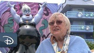 download musica Actress Pat Carroll Adds to An Ursula Sketch Disneys Art of Animation Resort