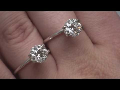describe and evaluate diamond and sigmundsons Diamonds are also difficult to polish due to their hardness - they can only be polished with special diamond saws that have a thin layer of diamond on the saw blades and edges a grading system, instituted by the gia , was implemented to evaluate diamonds based on four aspects.