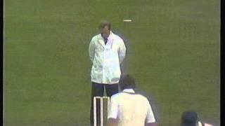 Kent v Somerset, NatWest Trophy Final 1983 (Pt 1)