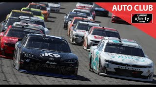 NASCAR Xfinity Series - Full Race -  Alliance Group 300 at Auto Club Speedway