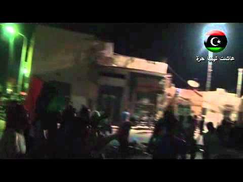 إحتفالات فشلوم بتحرير طرابلس