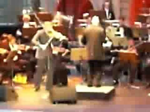 DAVID GARRETT - Mendelssohn - Violin Concerto (Movt1 Part II...