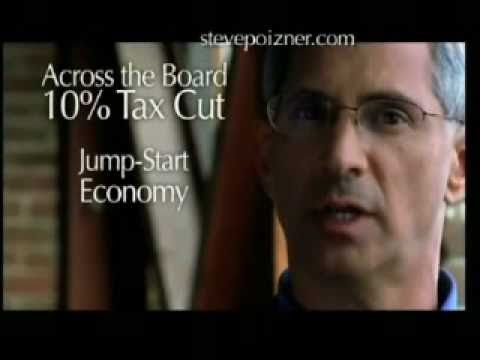 California Gubernatorial Primary 2010: Ads for Steve Poizner