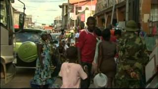 Equatorial Guinea: Poverty stricken and the new capital city deep in the forest