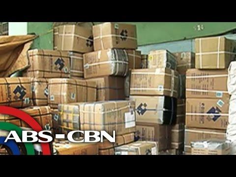 Balikbayan boxes malabong aabot sa Pasko dahil sa port congestion