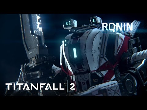 Présentation de Ronin - Titanfall2 [VF]