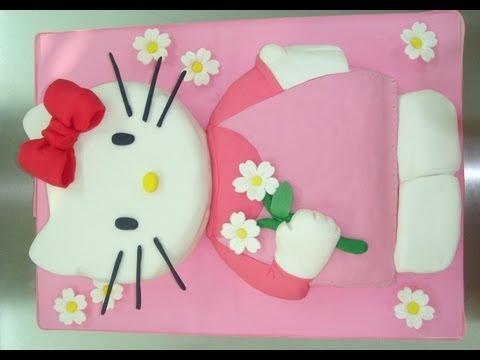 Edible Frangipani Cake Decorations