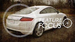 2016 Audi TTs Digital Instrument Cluster: Feature Focus