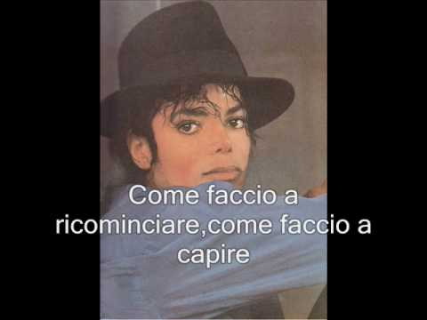 Don't walk away sub ita Michael Jackson Music Videos