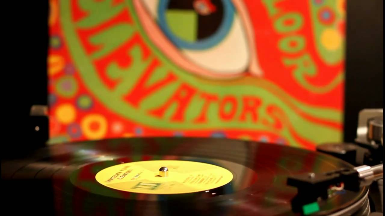 The 13th floor elevators you 39 re gonna miss me vinyl for 13th floor elevators sign of the 3 eyed men